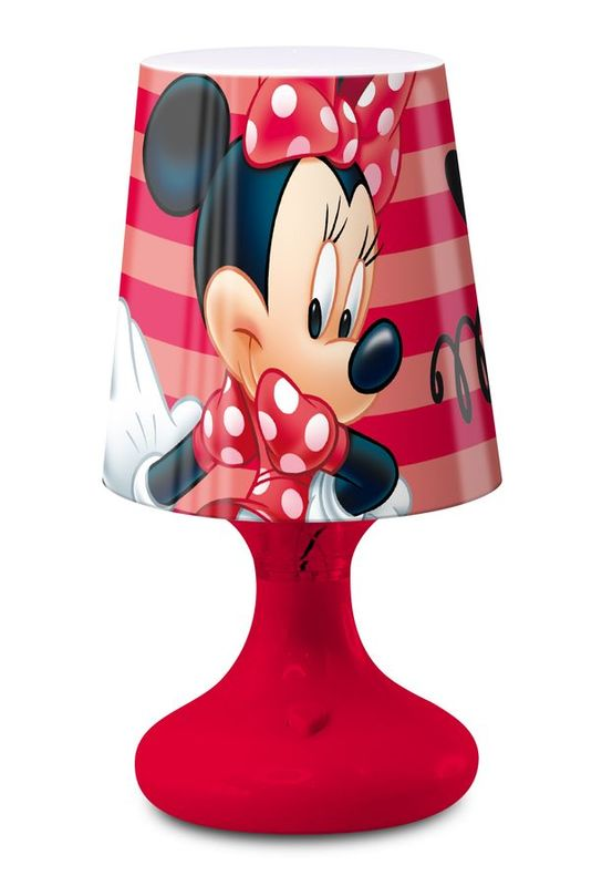 Chevet Lampe Minnie Disney Disney Minnie De De Chevet Lampe 08vmNOnw