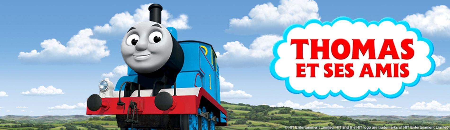 Thomas le petit train - Train thomas et ses amis ...